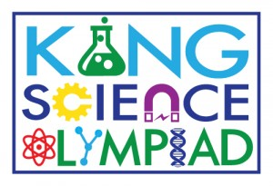 King Science Olympiad Logo